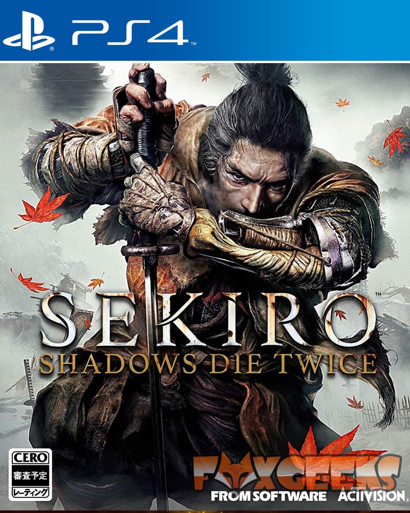 Sekiro: Shadows Die Twice - Edição Jogo do Ano - PREMIUM [PS4]