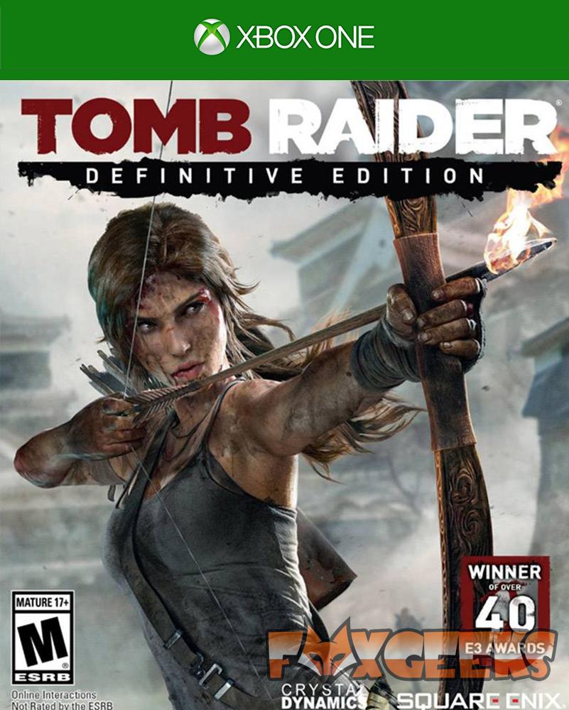 Tomb Raider: Definitive Edition - PREMIUM OFFLINE [Xbox One]