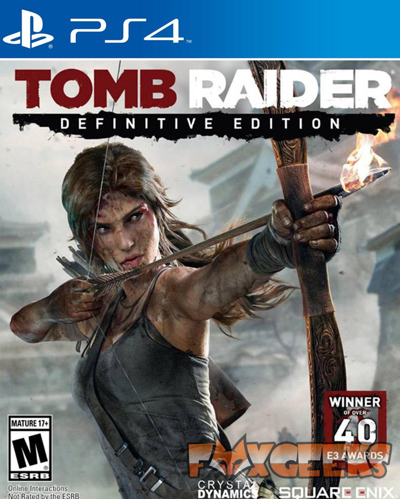 Tomb Raider: Definitive Edition - PREMIUM [PS4]