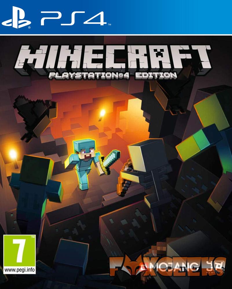 Minecraft - PREMIUM [PS4]