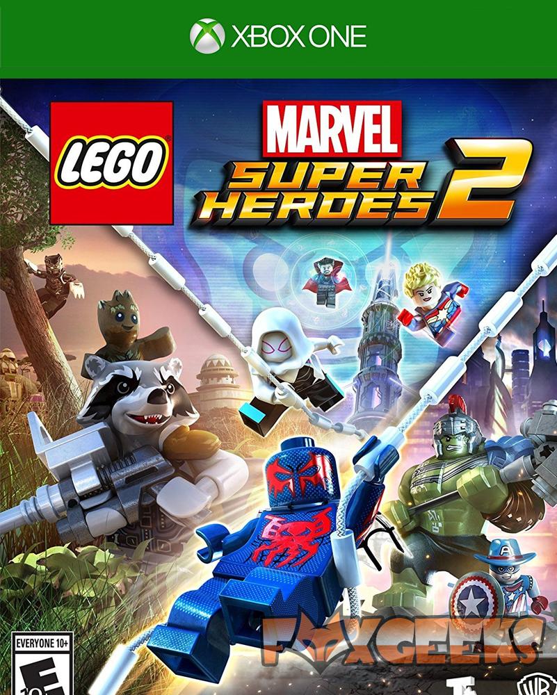 Lego Marvel Super Heroes 2 - PREMIUM OFFLINE [Xbox One]