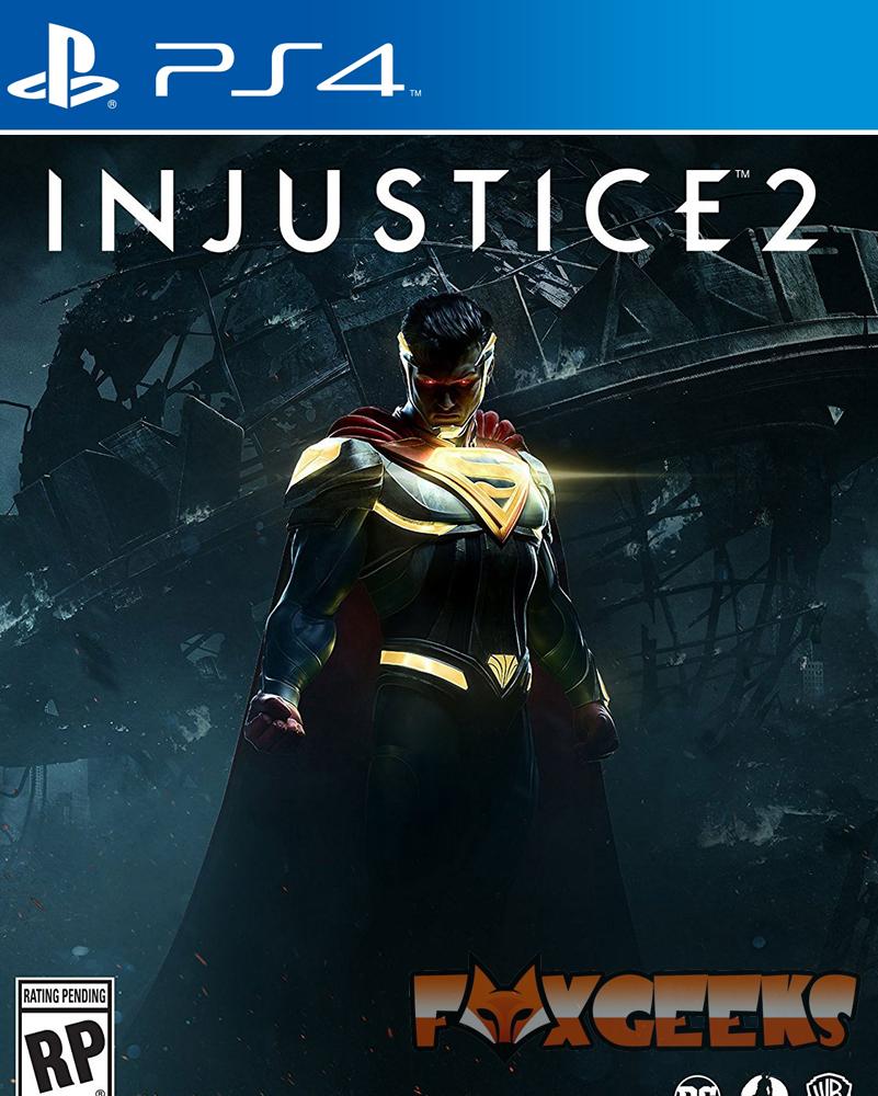 Injustice 2 - PREMIUM [PS4]