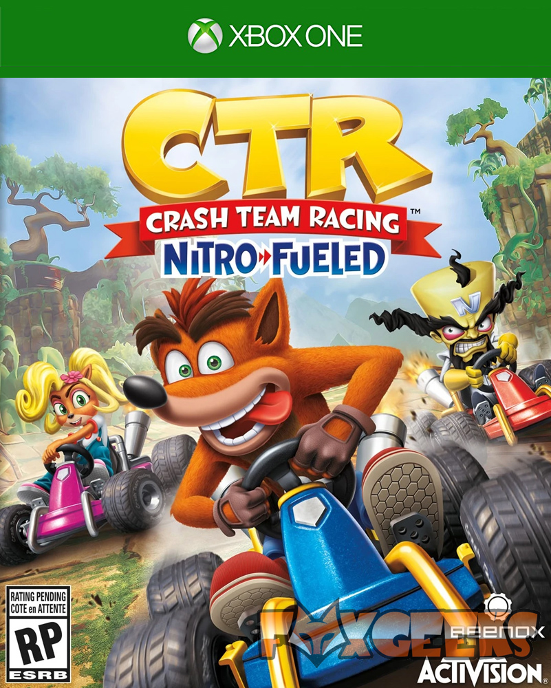 Crash Team Racing: Nitro-Fueled - PREMIUM OFFLINE [Xbox One]