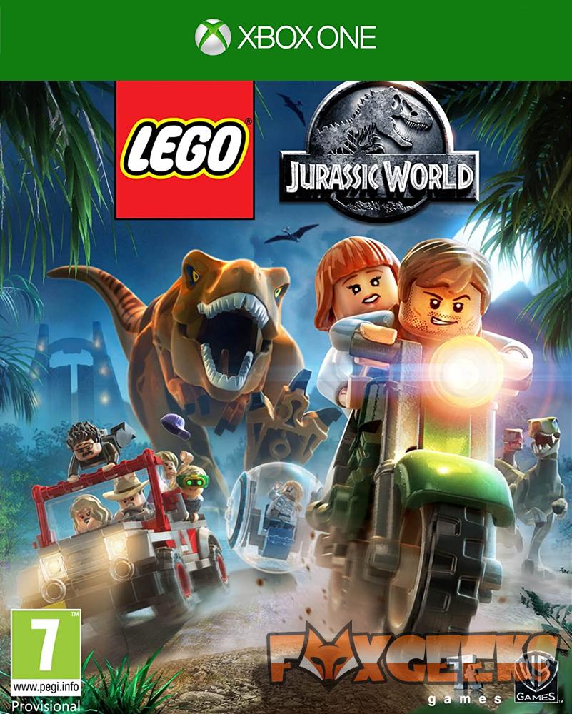 LEGO Jurassic World O Mundo Dos Dinossauros - PREMIUM OFFLINE [Xbox One]