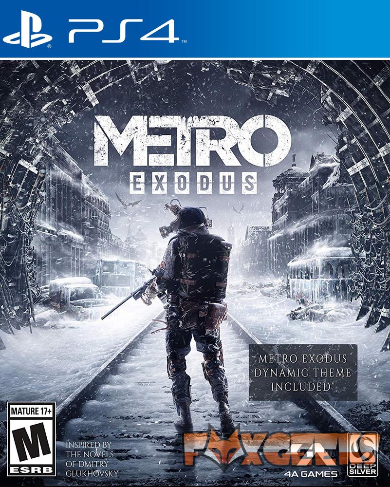 Metro Exodus - PREMIUM [PS4]