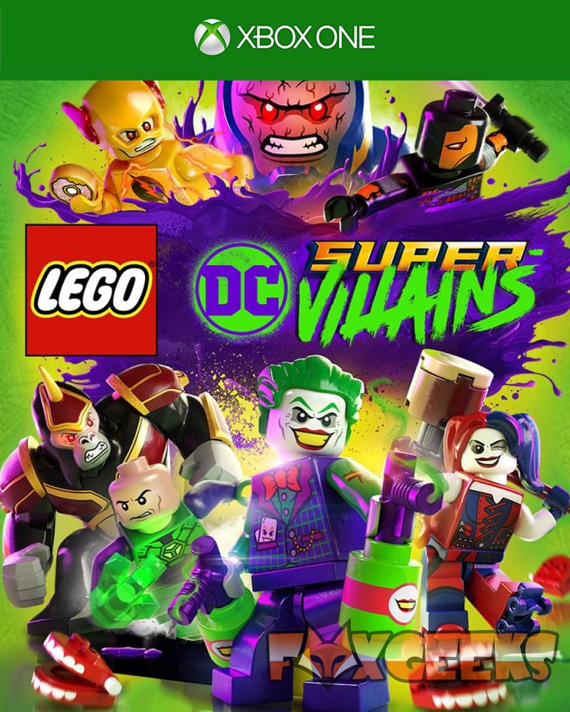 LEGO DC Super-Villains - PREMIUM OFFLINE [Xbox One]