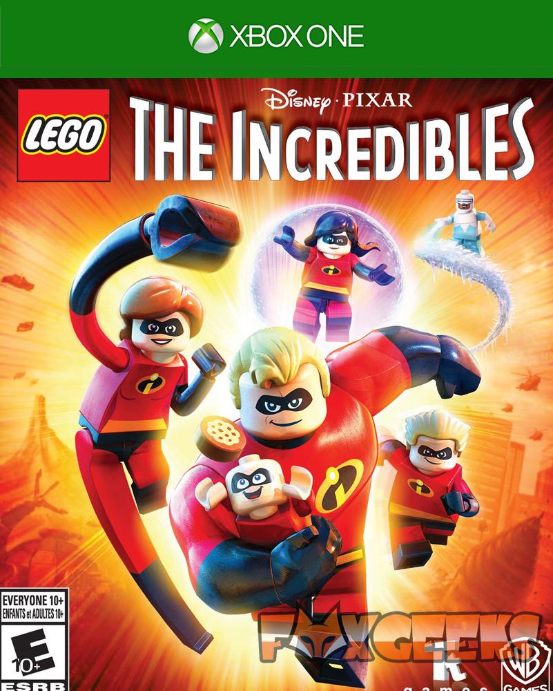 LEGO: Os Incríveis - PREMIUM OFFLINE [Xbox One]