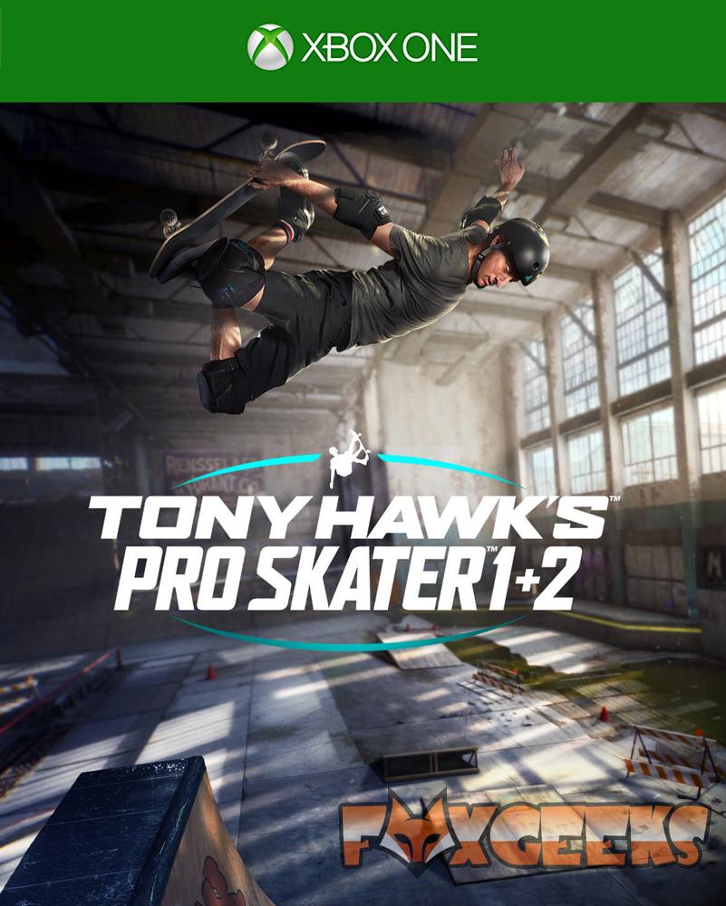 Tony Hawk's Pro Skater 1 + 2 - PREMIUM OFFLINE [Xbox One]