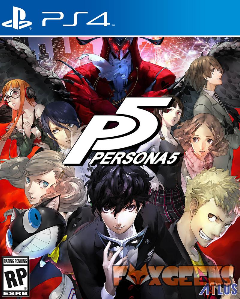 Persona 5 - PREMIUM [PS4]