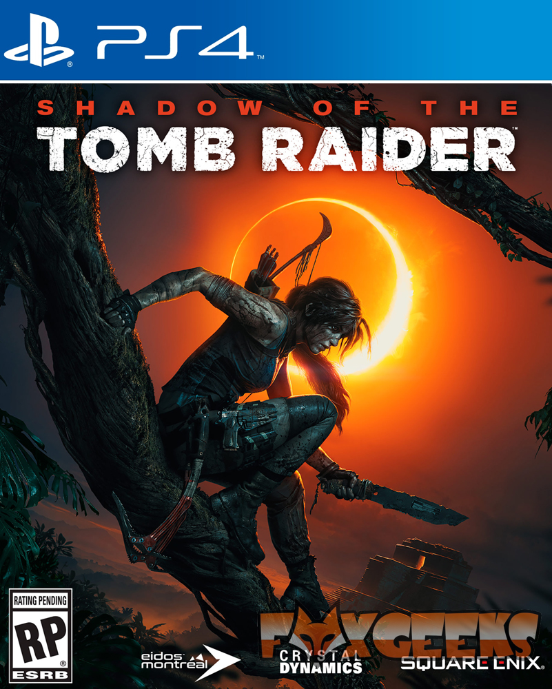 Shadow of the Tomb Raider - Definitive Edition - PREMIUM [PS4]