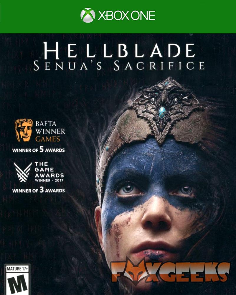 Hellblade: Senua's Sacrifice - PREMIUM OFFLINE [Xbox One]