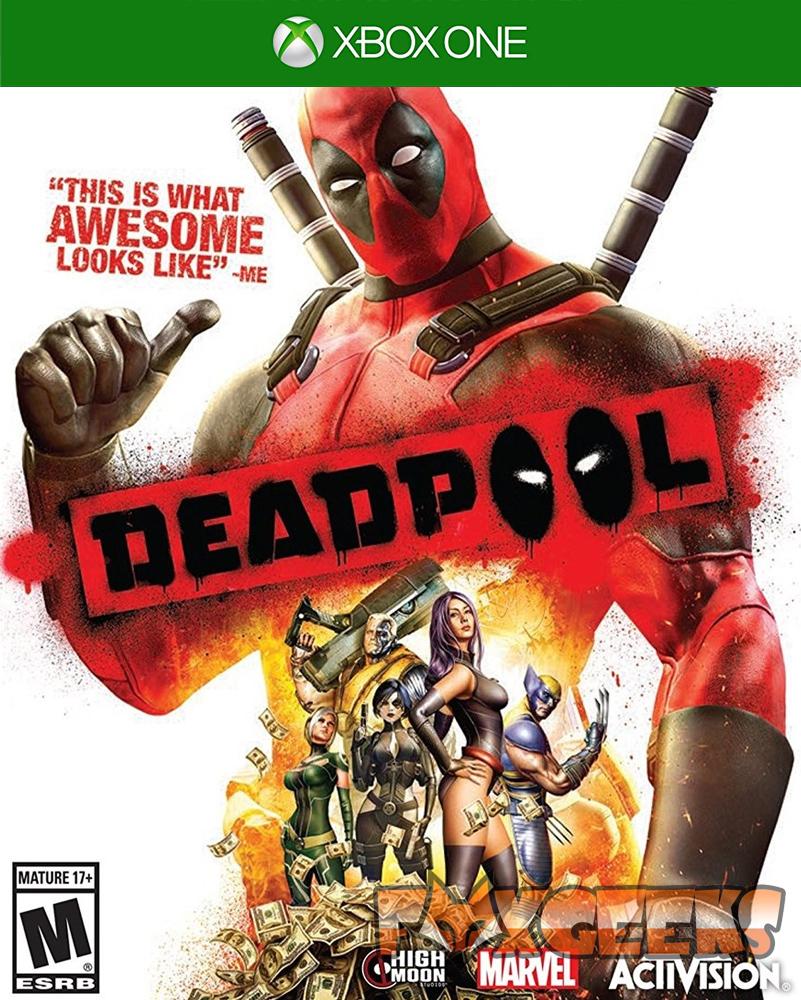 Deadpool - PREMIUM OFFLINE [Xbox One]