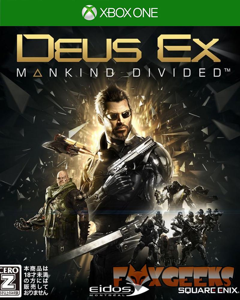 Deus Ex: Mankind Divided - PREMIUM OFFLINE [Xbox One]