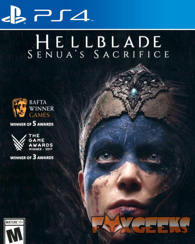 Hellblade: Senua's Sacrifice - PREMIUM  [PS4]