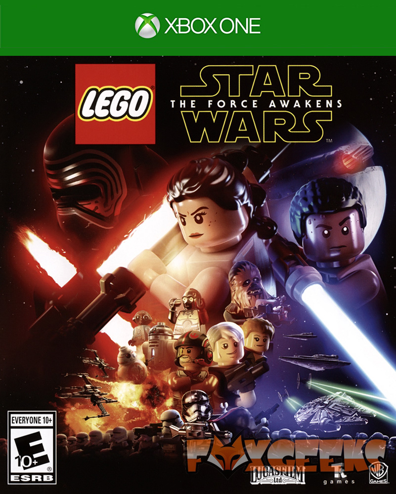LEGO Star Wars: The Force Awakens - PREMIUM OFFLINE [Xbox One]