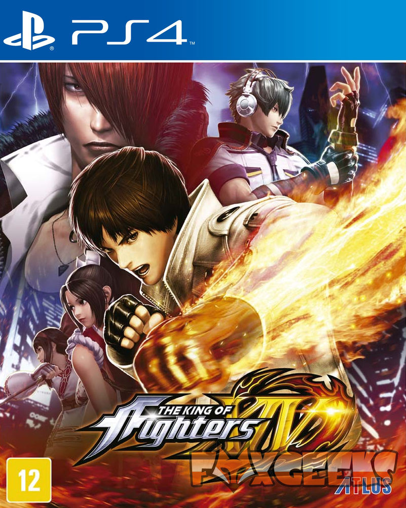 The King of Fighters XIV - PREMIUM [PS4]