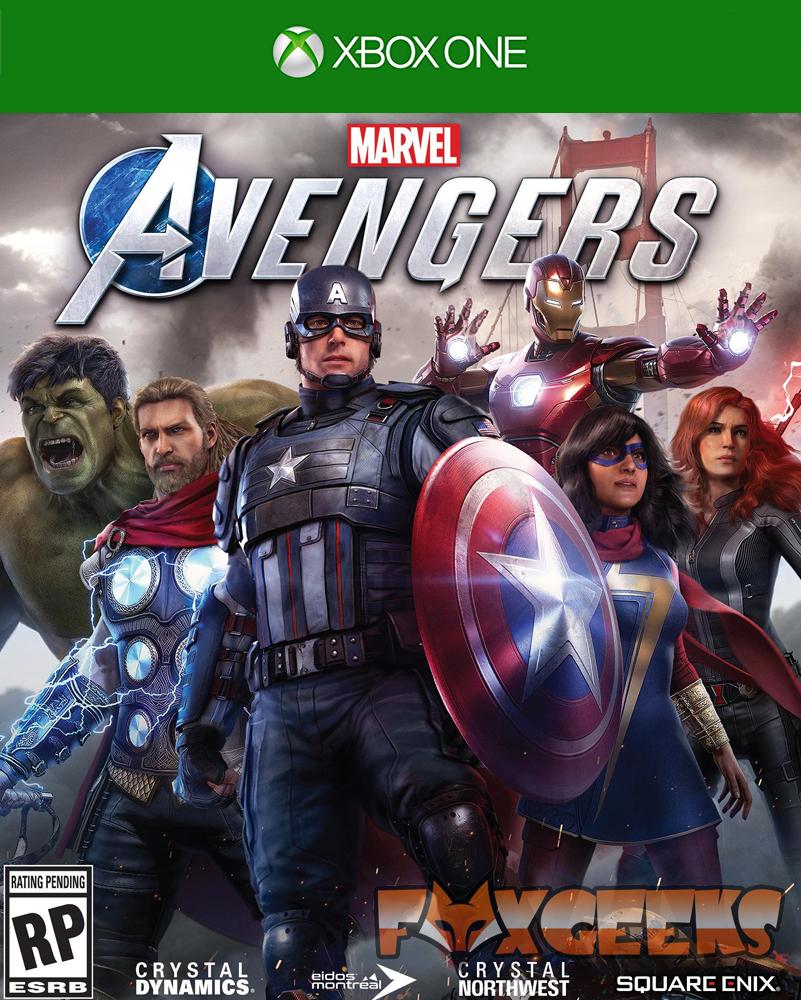 Marvel`s Avengers -PREMIUM OFFLINE [Xbox One]