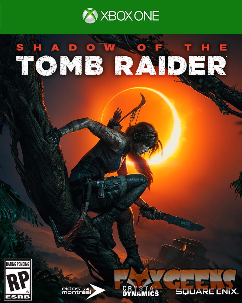 Shadow of the Tomb Raider - PREMIUM OFFLINE [Xbox One]