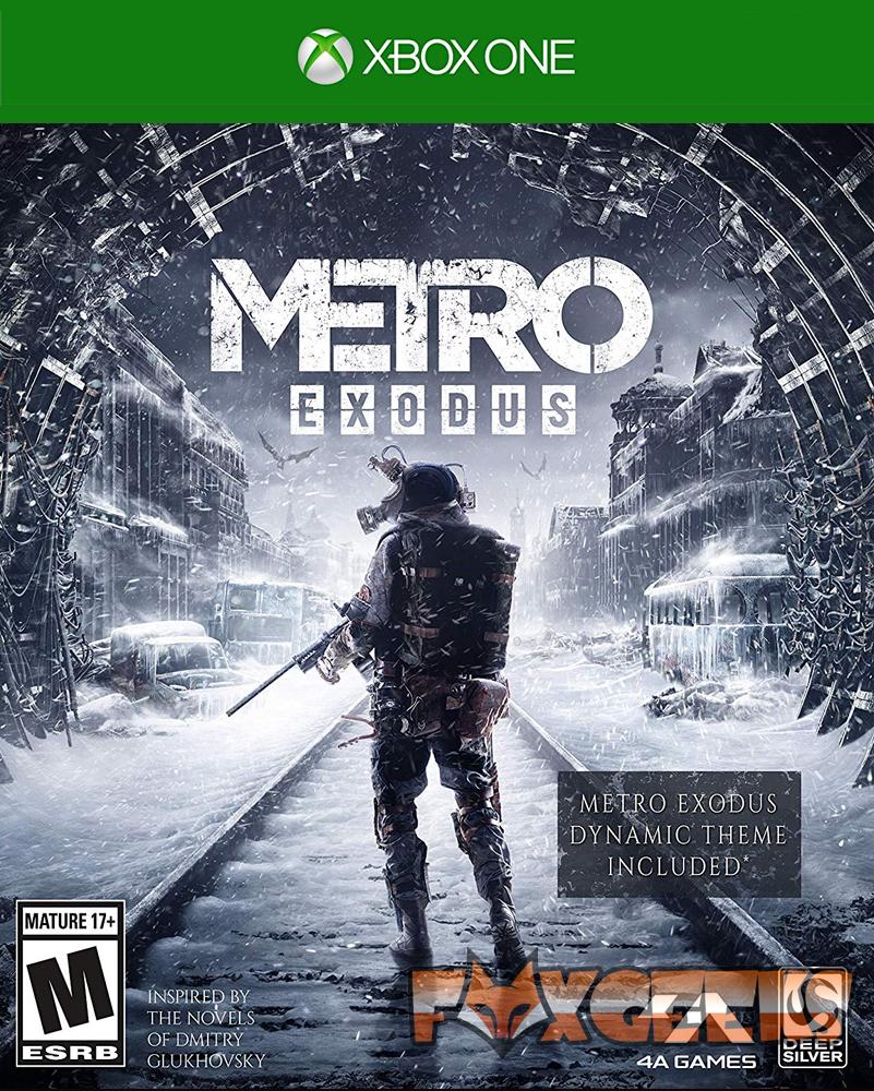 Metro Exodus - PREMIUM OFFLINE [Xbox One]