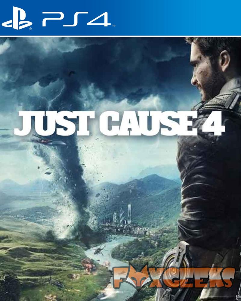 Just Cause 4 - PREMIUM [PS4]