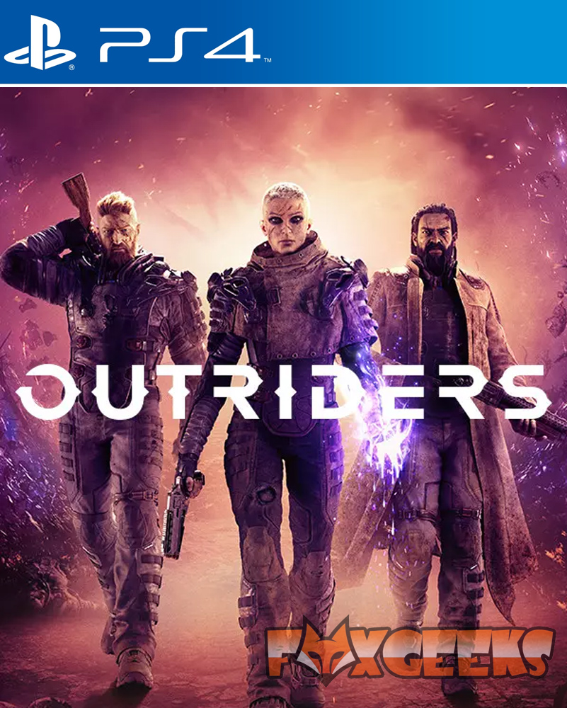 Outriders - PREMIUM [PS4 & PS5]