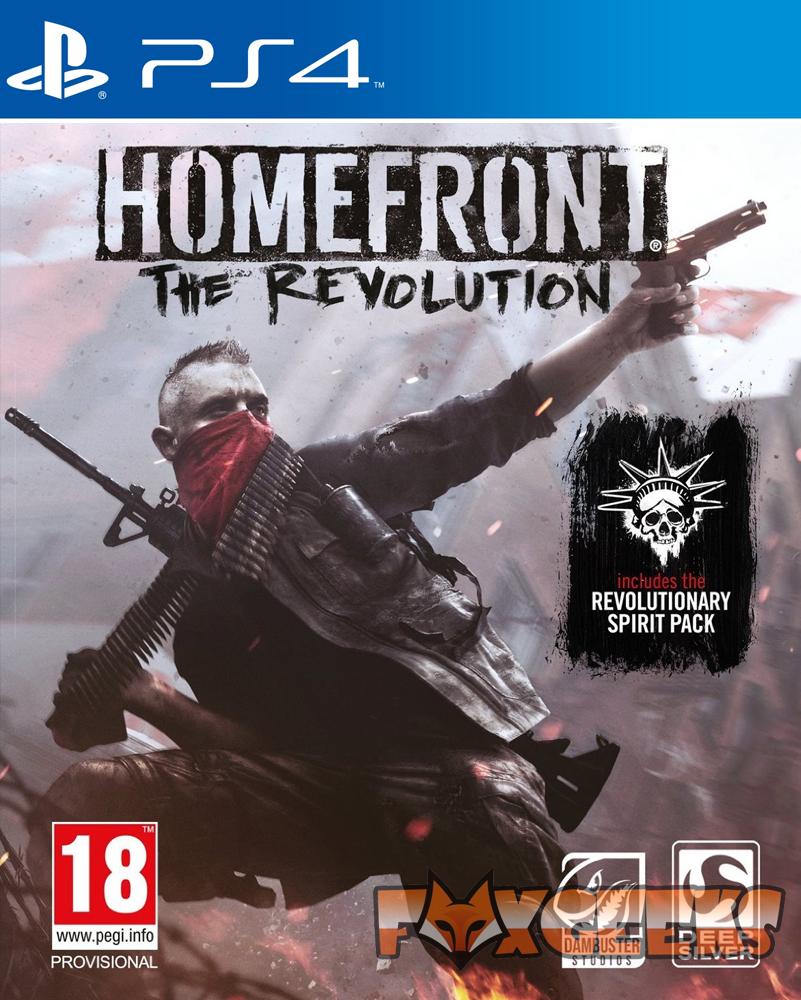 Homefront The Revolution - PREMIUM [PS4]