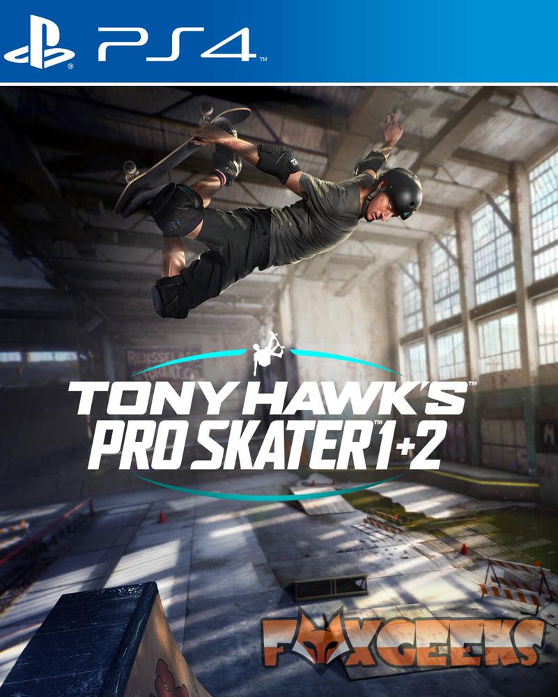 Tony Hawk's Pro Skater 1 + 2 - PREMIUM [PS4]