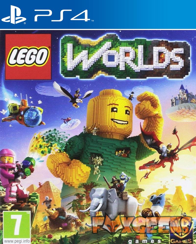 LEGO Worlds - PREMIUM [PS4]