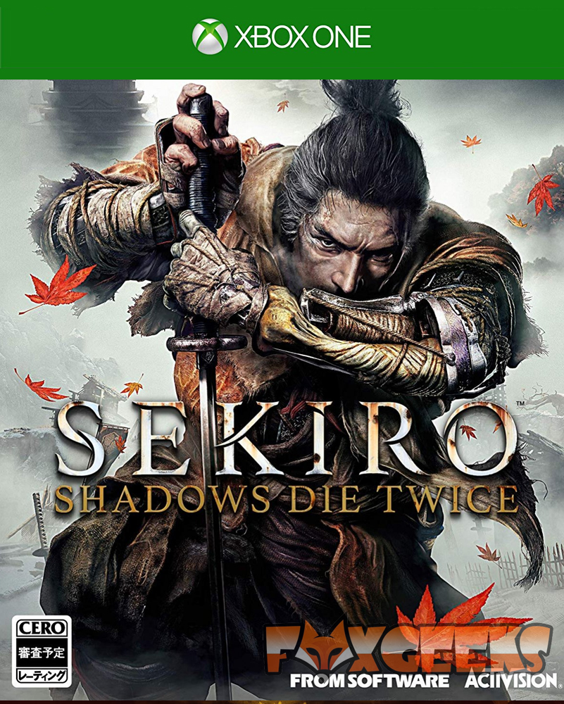SEKIRO: Shadows Die Twice - PREMIUM OFFLINE [Xbox One]