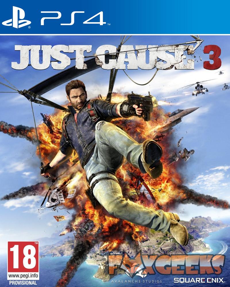 Just Cause 3 - PREMIUM [PS4]