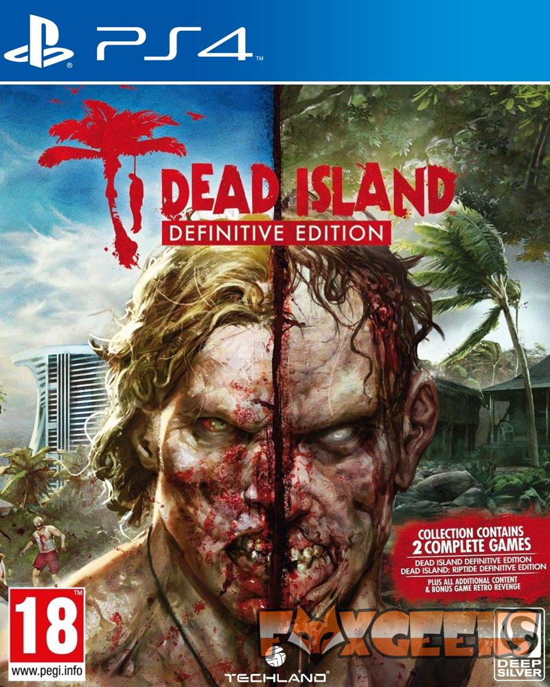 Dead Island Definitive Edition - PREMIUM [PS4]