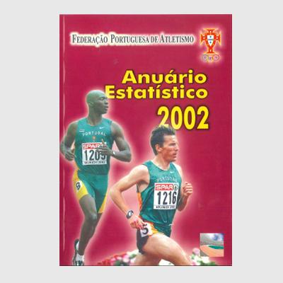 Anuário Estatístico - 2002