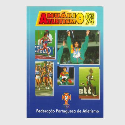 Anuário Atletismo 93/94