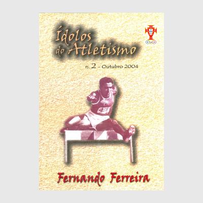 Ídolos do Atletismo - Fernando Ferreira