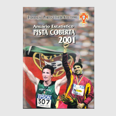 Anuário Estatístico - Pista Coberta 2001
