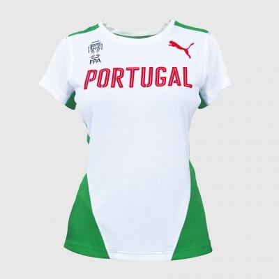 Puma Performance T-Shirt - Seleção Nacional - Mulher