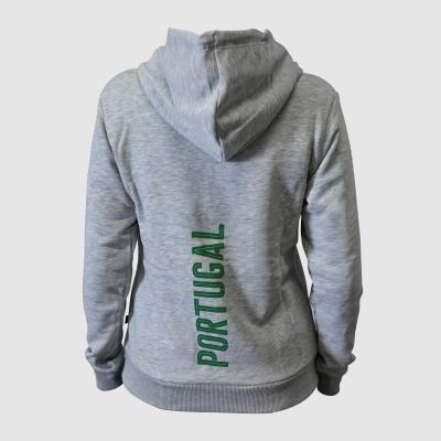 Sweatshirt c/ Capuz FPA | Mulher