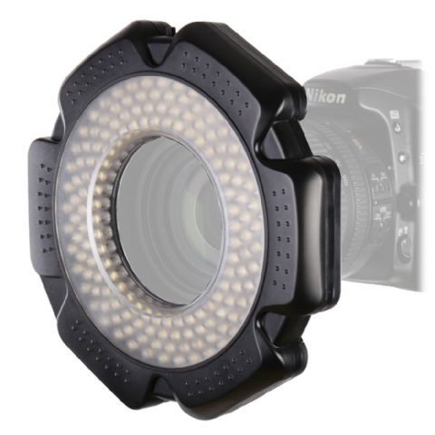 StudioKing Macro LED Ring Lamp Regulável RL-160