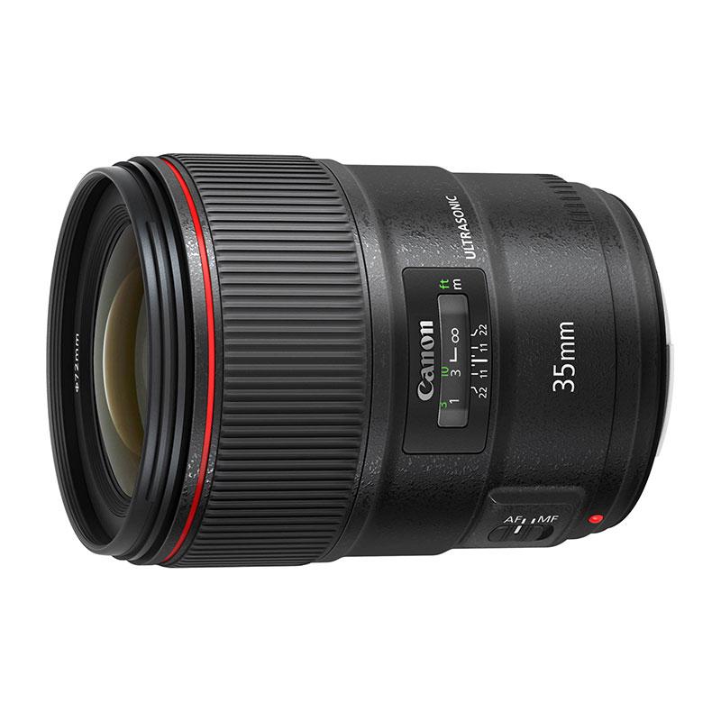 Canon EF 35mm f/1.4 L USM II
