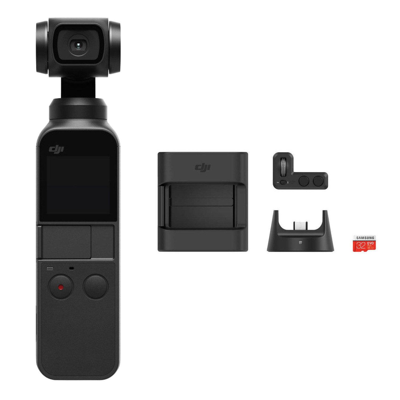 DJI Osmo Pocket + DJI Osmo Pocket Expansion Kit