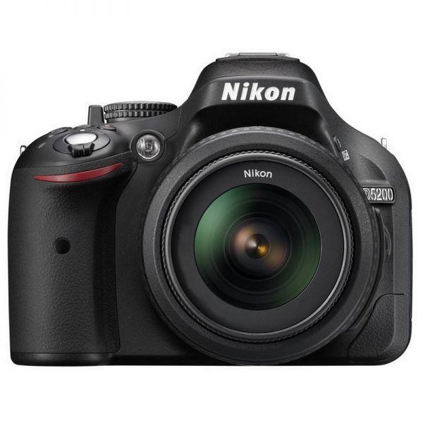 Nikon D7200 Body + AF-S DX 18-105 G ED VR