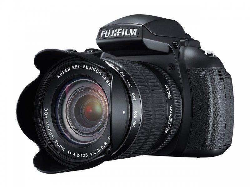 FUJIFILM FINEPIX HS30EXR - PRETA