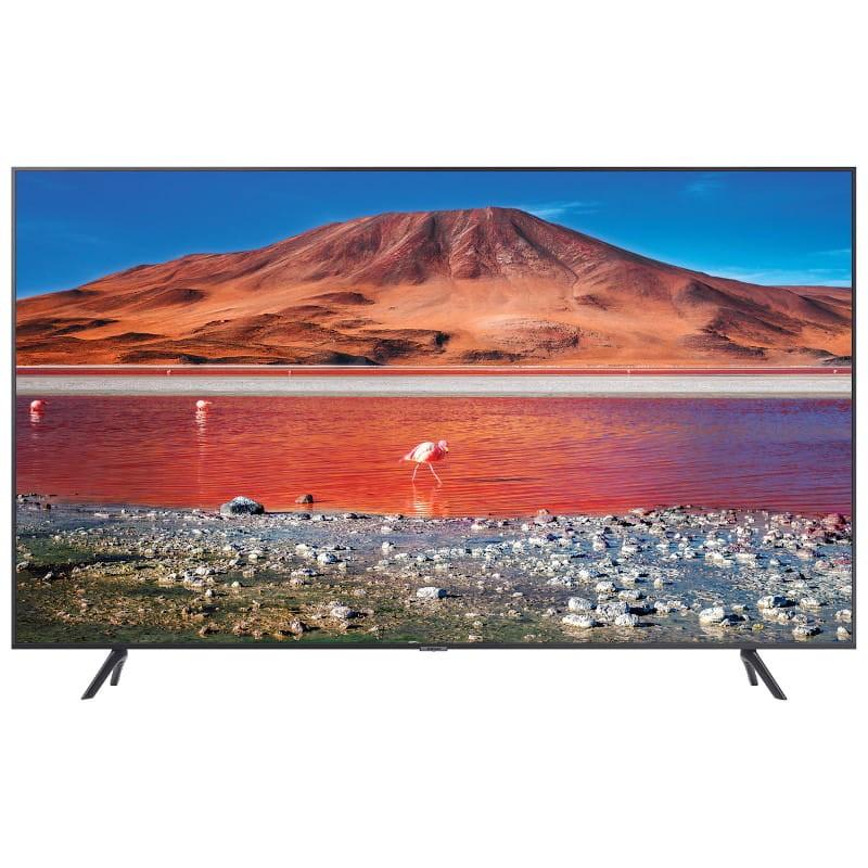 "Samsung 43TU7102 43"" 4K Crystal UltraHD Smart TV LED"