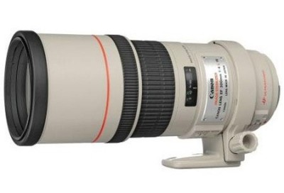 Canon EF 300mm f/4.0 L USM IS
