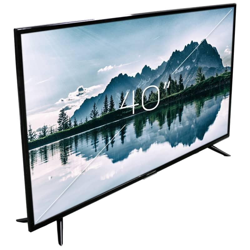 "Microvision 40FHDSMJ18-A 40"" FullHD Smart TV LED"
