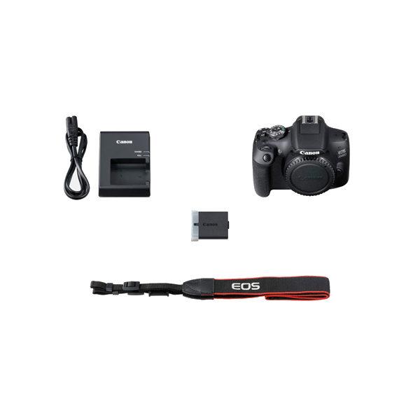 Canon EOS 2000D DSLR (corpo)