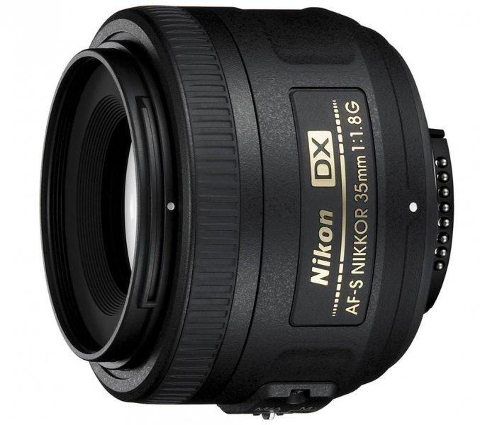 NIKON Objectiva AF-S DX Nikkor 35 mm f/1,8 G