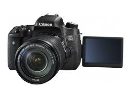 Canon EOS 760D + & EF-S18-135 IS STM