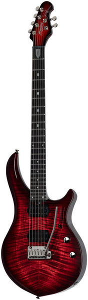 Sterling by Music Man John Petrucci X Royal Red