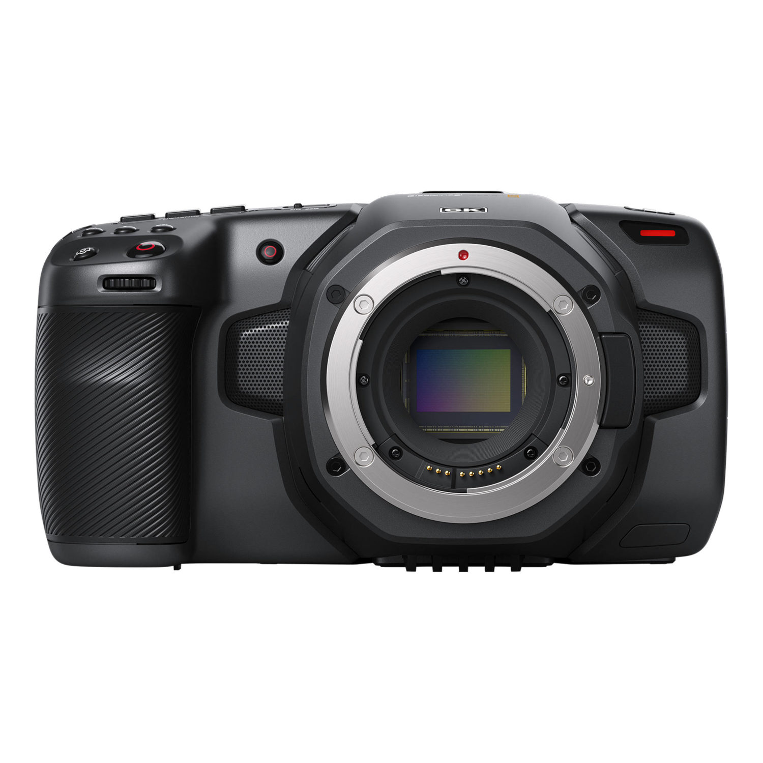 Corpo da câmera de vídeo Blackmagic Pocket Cinema 6K (EF)